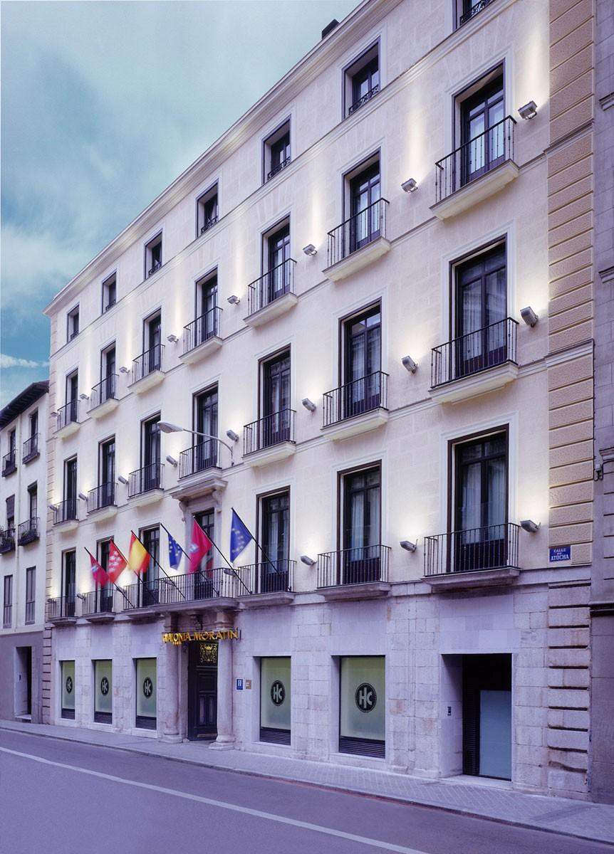 Hotel catalonia puerta del sol hotel madrid for Hotel puerta de sol