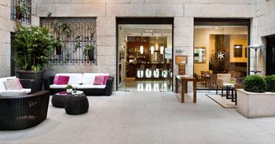 hotel madrid puerta sol: